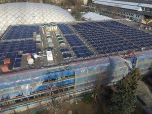 lapostető napelem rendszer kiserőmű