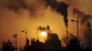 légszennyezés co kibocsájtás