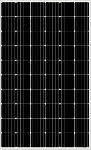 amerisolar as-6m30 300w napelem panel