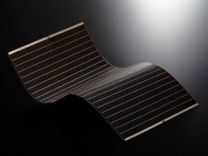 amorf silicon napelem film