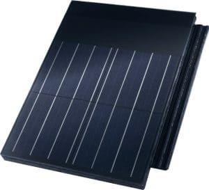 napelemes tetőcserép