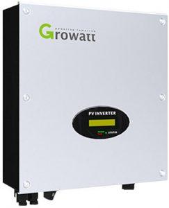 growatt 5500 inverter wifi modullal